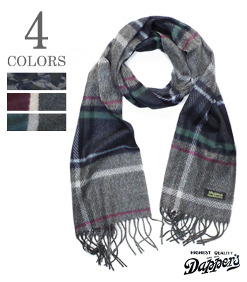 DAPPER'S Cashmink Scarf by V.FRAAS