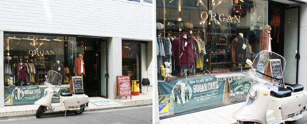 ORGAN中央店 ORGAN - PHERROWS・SUN SURF・SUGAR CANE・ アメカジブランド ...